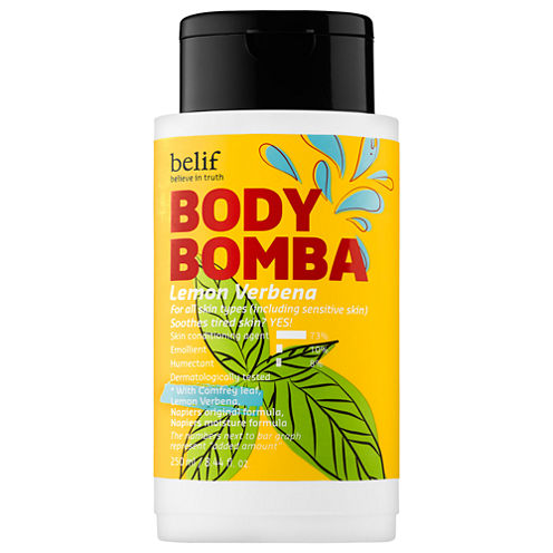 belif Body Bomba Body Lotion - Lemon Verbena