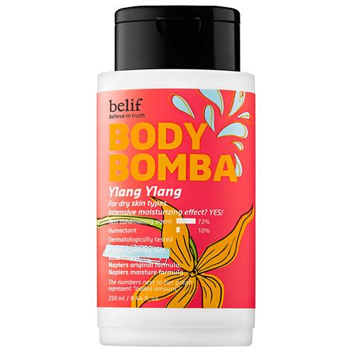 belif Body Bomba Body Lotion - Ylang Ylang