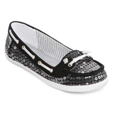 jcpenney.com | Arizona Betsy Girls Boat Shoes - Little Kids