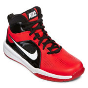 Nike® Hustle Boys Basketball Shoes - Little Kids