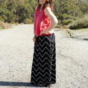 a.n.a® Scalloped Lace Tank Top or Maxi Skirt - Plus