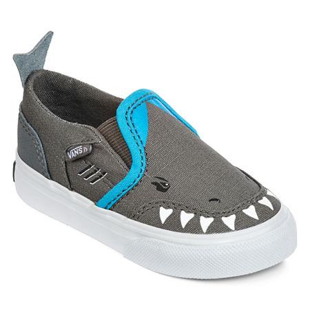 5968d5fe405518 UPC 732075205508 product image for Vans Asher Boys Skate Shoes - Toddler