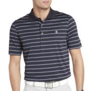 IZOD® Golf Feeder-Striped Polo