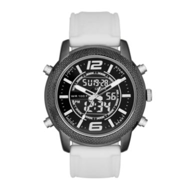jcpenney.com | Mens Silicone Strap Analog/Digital Watch