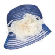 Scala™ Cloche Sinamay Hat