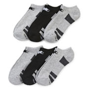 Champion® 6-pk. Double Dry® No-Show Socks