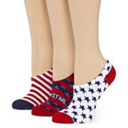 Converse® 3-pk. Sneaker Liner Socks
