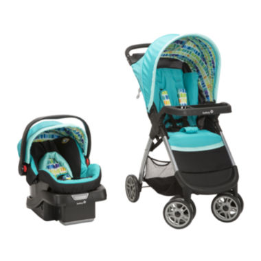 jcpenney.com | Safety 1st® Amble Quad Travel System - Rainbow Ice