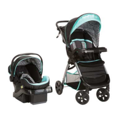 jcpenney.com | Safety 1st® Amble Luxe Travel System - Black Ice