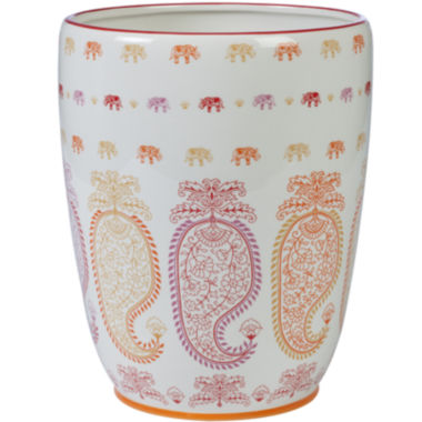 jcpenney.com | Creative Bath™ Silk Road Wastebasket