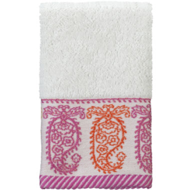 jcpenney.com | Creative Bath™ Silk Road Fingertip Towel