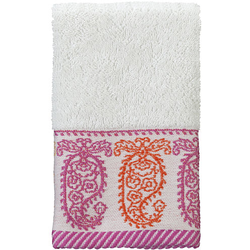 Creative Bath™ Silk Road Fingertip Towel
