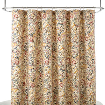 JCPenney Home Spirited Shower Curtain