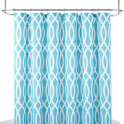 JCPenney Home™ Ogee Crossroads Shower Curtain