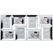 Melannco® 8-Opening Mirror Collage Picture Frame