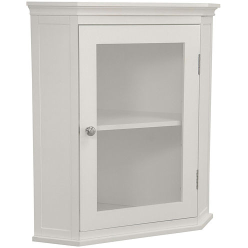 Sutton Bathroom Corner Wall Cabinet