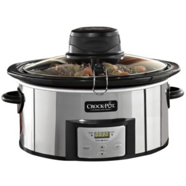 jcpenney.com | Crock-Pot® Digital Slow Cooker with iStir™ Stirring System