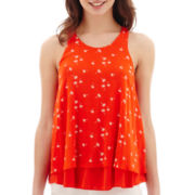 MNG by Mango® Print Layered Tank Top