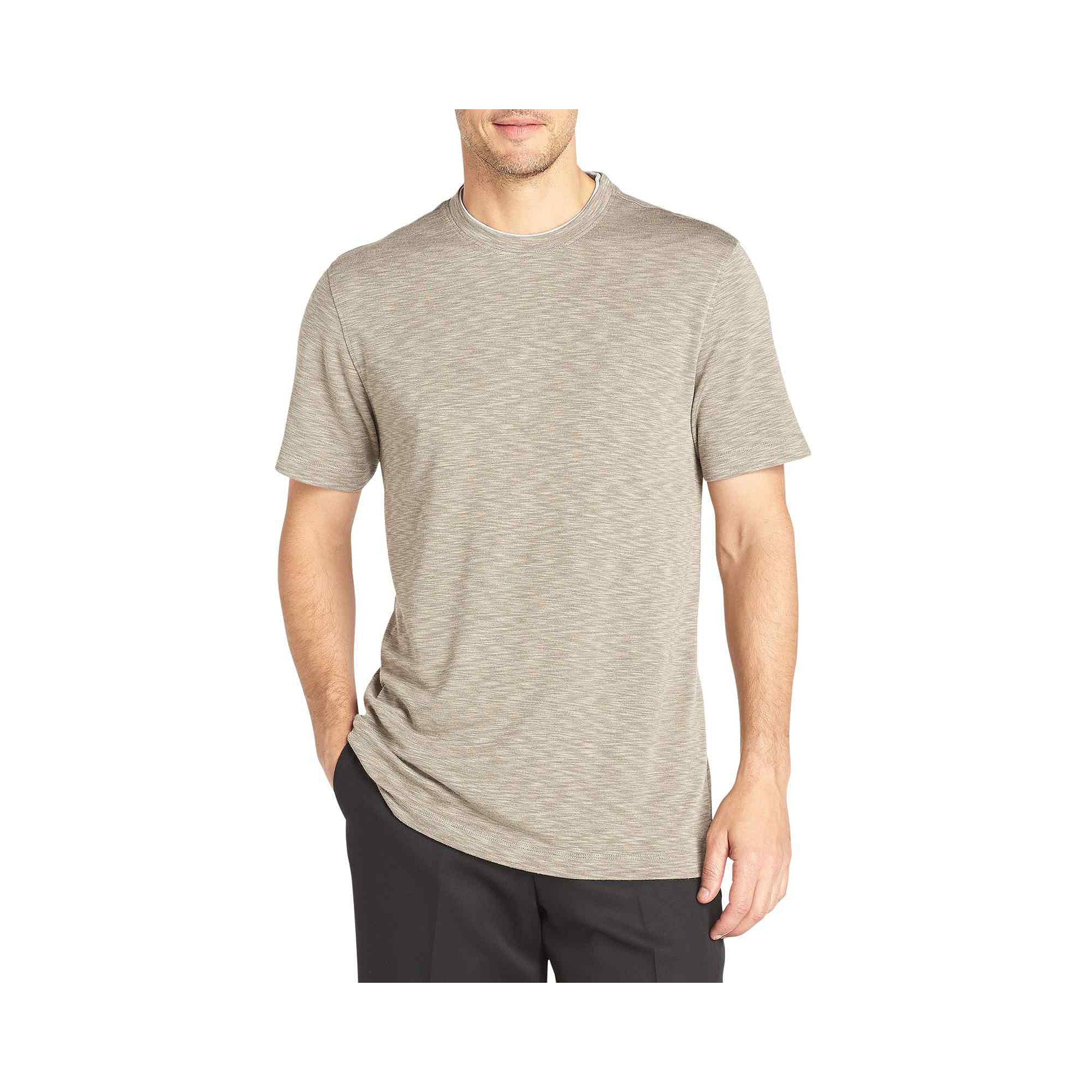 Van Heusen Short-Sleeve Doubler T-Shirt