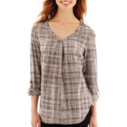 Worthington® 3/4 Sleeve Tunic