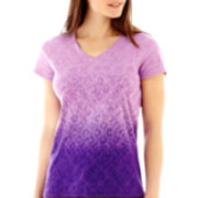 Made For Life™ Short-Sleeve Ombré Graphic T-Shirt - Tall