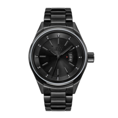 jcpenney.com | Jbw Mens Black Ion Diamond Accent Bracelet Watch