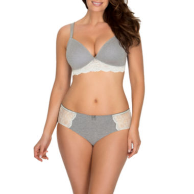 jcpenney.com | Marie Meili® Cayla Molded Bra or Hipster Panties