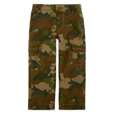 jcpenney.com | Arizona Cargo Pants - Toddler Boys 2t-5t