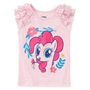 My Little Pony Short-Sleeve Tee - Toddler Girls 2t-4t