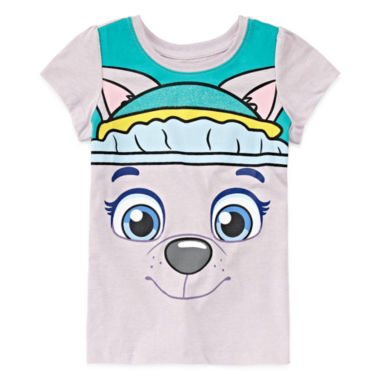 jcpenney.com | Paw Patrol Short-Sleeve Tee - Toddler Girls 2t-4t