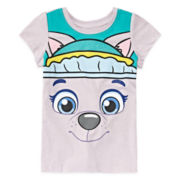 Paw Patrol Short-Sleeve Tee - Toddler Girls 2t-4t