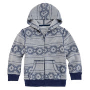 Arizona Long-Sleeve Fleece Hoodie - Preschool Boys 4-7