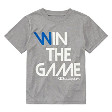 jcpenney.com | Champion® Short-Sleeve Team Graphic Tee - Preschool Boys 4-7