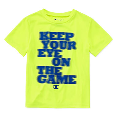 jcpenney.com | Champion® Game Short-Sleeve Graphic Tee - Preschool Boys 4-7