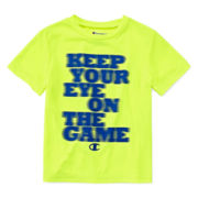 Champion® Game Short-Sleeve Graphic Tee - Preschool Boys 4-7