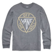 Vans® Long-Sleeve Graphic Shirt - Boys 8-20