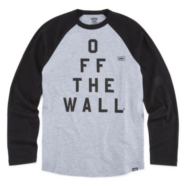 jcpenney.com | Vans® Long-Sleeve Graphic Tee - Boys 8-20
