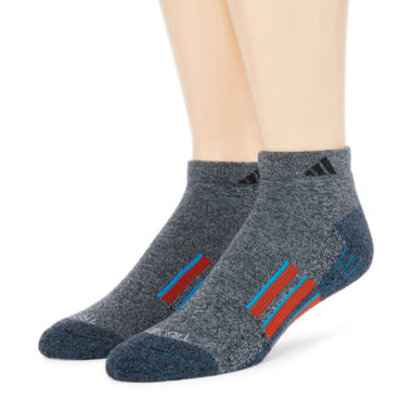 jcpenney.com | adidas® Mens 2-pk. climalite® Performance Low-Cut Socks