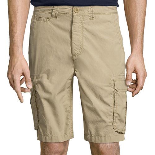St. Johns Bay Mens Ripstop Cargo Shorts