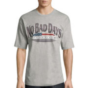 No Bad Days® Short-Sleeve Americana Logo Tee
