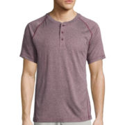 MSX by Michael Strahan Short-Sleeve Henley