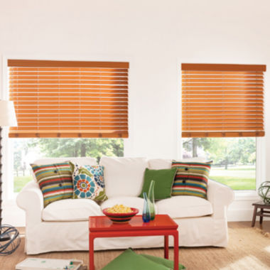 "jcpenney.com | Bali® Custom 2"" Premium Faux Wood Blinds"