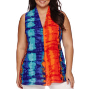 Worthington® Sleeveless Tunic - Plus