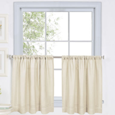 jcpenney.com | Cameron Rod-Pocket Window Tiers