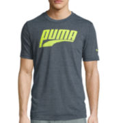Puma® Formstripe Short-Sleeve Graphic Tee