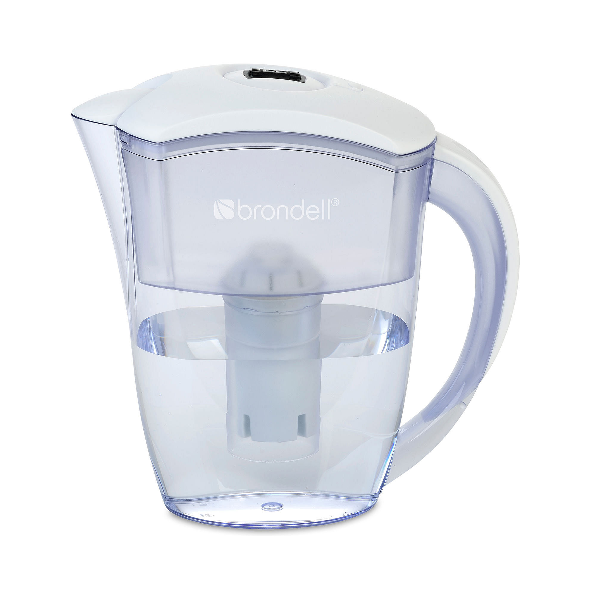 Brondell H2O+ 6 Cup Water Filtration Pitcher