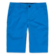 Arizona Comfort-Waist Chino Shorts - Boys 8-20