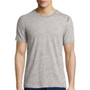 Reebok® Elements Short-Sleeve Pop Slub Tee