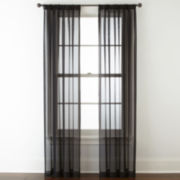 Studio™ Kramer Rod-Pocket Sheer Curtain Panel
