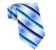 Van Heusen® Striped Silk Tie – Extra Long